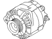 Nissan Altima Alternator - 23100-ZB000