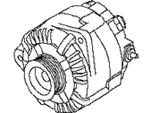 Nissan Altima Alternator - 23100-3TA1B
