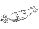 Nissan Pathfinder Catalytic Converter - 208A2-EA200