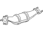 Nissan Pathfinder Catalytic Converter - 208A3-EA200