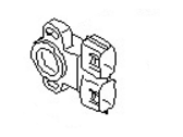 Nissan Throttle Position Sensor - 22620-4P210