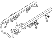 Nissan Fuel Rail - 17521-EA200