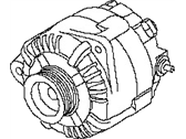 Nissan Rogue Alternator - 23100-4BA0A