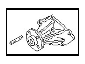 Nissan Water Pump - 21010-02P27
