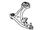 Nissan Murano Control Arm - 54501-1AT0B