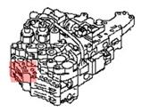 Nissan Rogue Valve Body - Guaranteed Genuine Nissan Parts