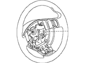 Nissan Steering Wheel - 48430-JM000