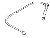 Nissan Hardbody Pickup (D21U) Spark Plug Wire
